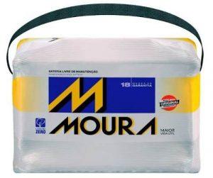 Baterias Moura BH